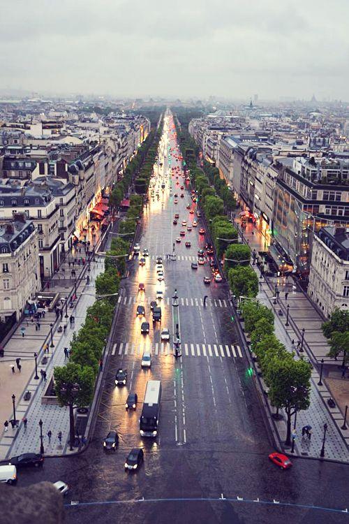Avenue des Champs Elysées, Paris VIII