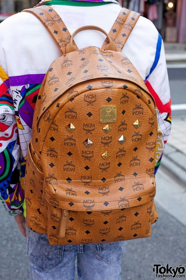 Best 20  Mcm bookbag ideas on Pinterest