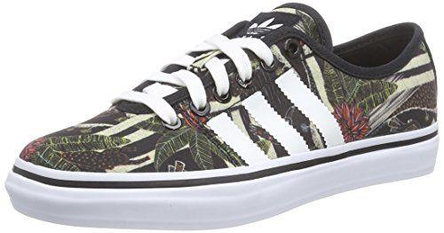 adidas Adria Low, Damen Sneakers, Schwarz (Core Black/Ftwr White/Core Black), 37 1/3 EU (4.5 Damen UK) - http://on-line-kaufen.de/adidas/37-1-3-eu-adidas-adria-low-damen-sneakers