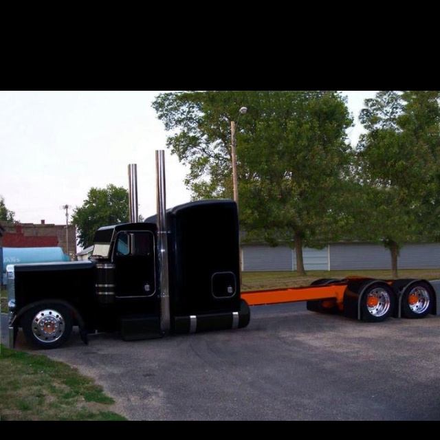 Big Rig Monster Stacks : Love the stacks and truck big rigs pinterest
