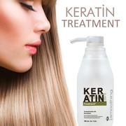 Keratin hair straightening treatment – Foxy Beauty