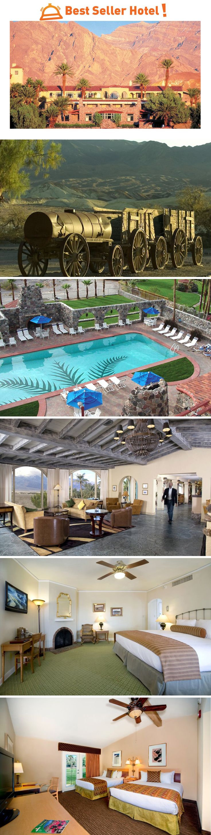 """Furnace Creek Inn Hotel Death Valley! >>> http://www.otel.com/hotels/furnace_creek_ranch_hotel_death_valley.htm?sm=pinterest  Use the code """"TQNXRS95"""" while making your reservation on otel.com, get 10% #discount"""