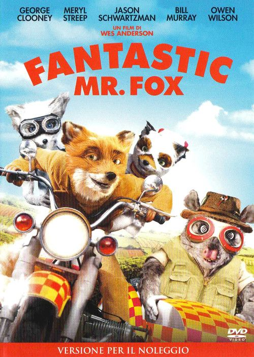 Fantastic Mr. Fox (2009) Full Movie Streaming HD