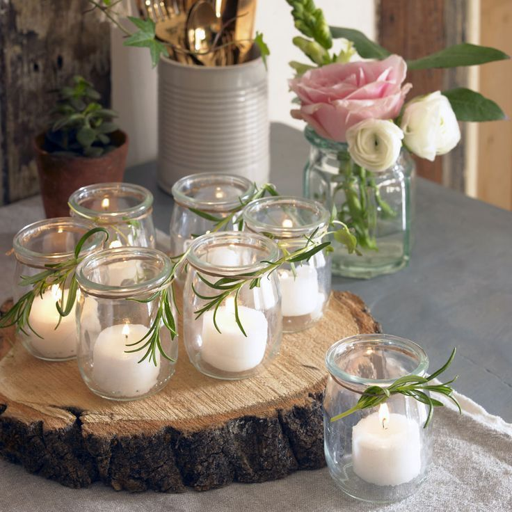 Wedding Table Decorations You Can Make In Minutes En 2020 Avec
