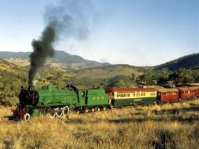 Pichi Richi Railway, Quorn, Flinders Ranges, South Australia