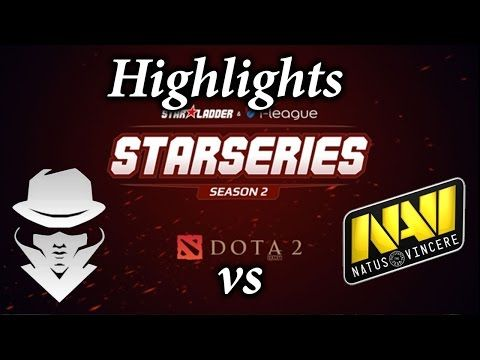 Team Secret vs NaVi Highlights SL i-League StarSeries S2 Game 2of4 - YouTube