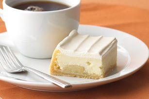Cheesecake de bananas a la crema Receta - Comida Kraft