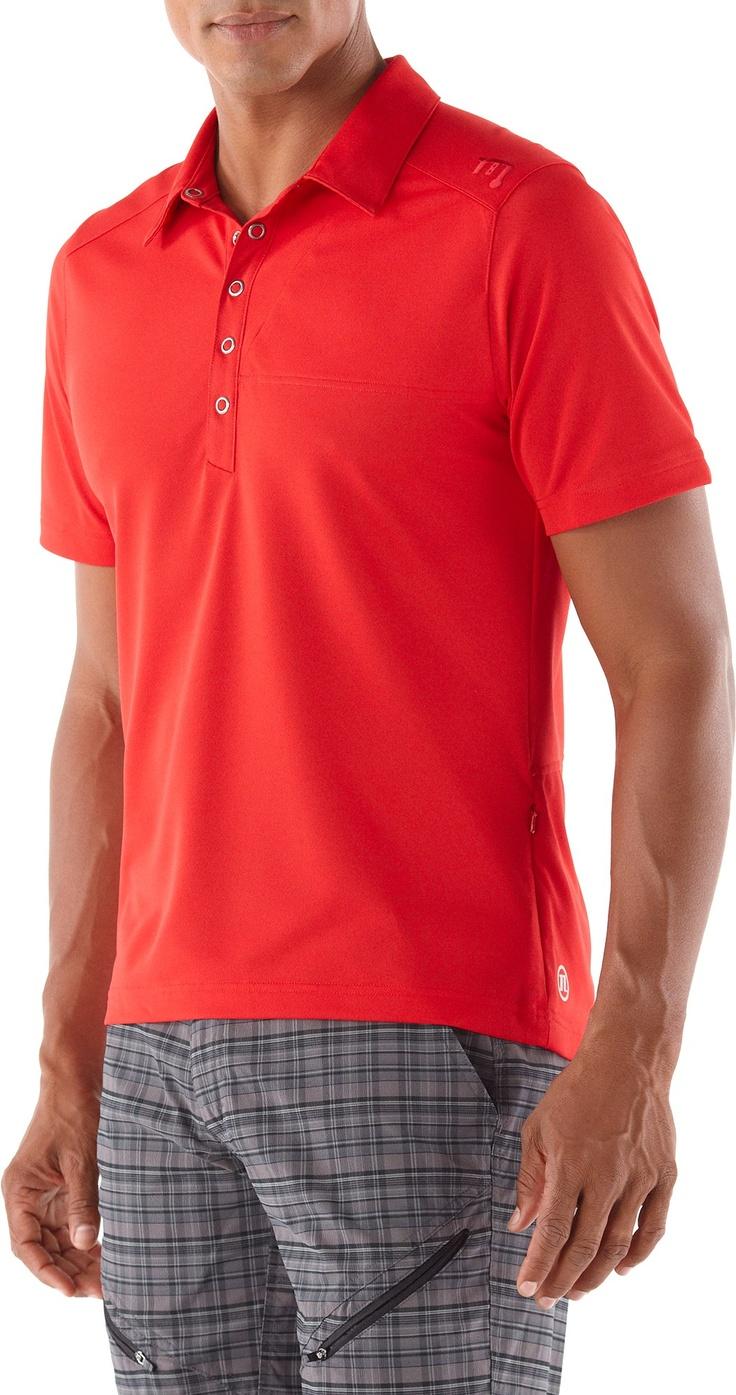 22 brilliantly creative t shirt designs jump in shirt - Novara Bucktown Knit Bike Shirt Cuttingnya Keren Dipakenya
