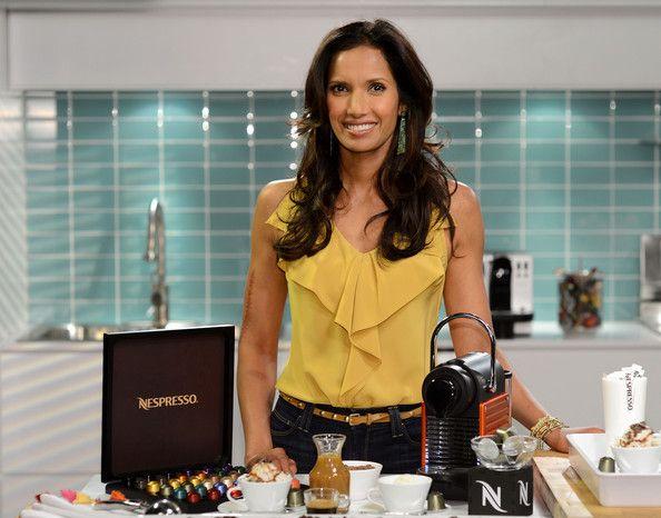 Padma Lakshmi Photos: Padma Lakshmi Joins Luxury Coffee Brand Nespresso In NYC