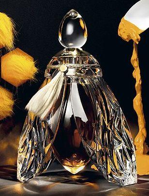L'Abeille de Guerlain (extrait de parfum- flacon cristal)