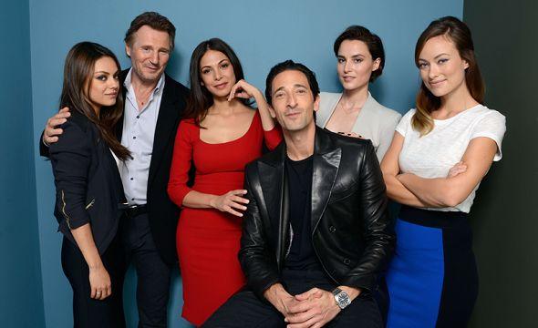 Avalancha de vídeos para 'Third person', historias cruzadas con Liam Neeson y Olivia Wilde