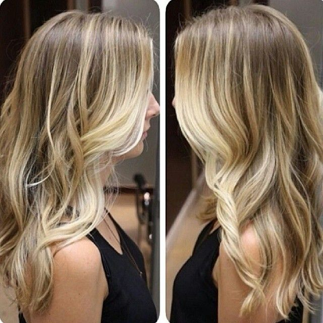 blonde partial highlights - Google Search                                                                                                                                                      More
