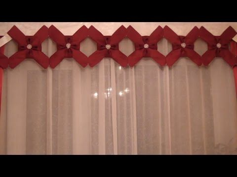 Ламбрекен Буфы схема Квадрат. - YouTube
