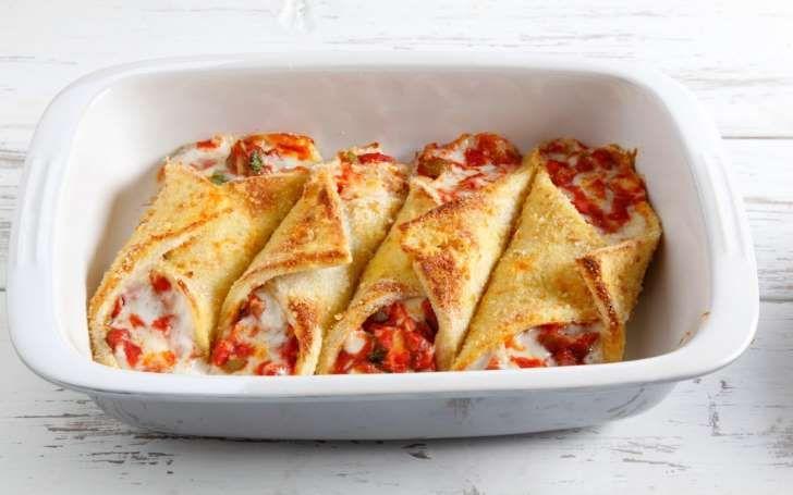 Cannelloni di pancarrè al forno - Fase 4