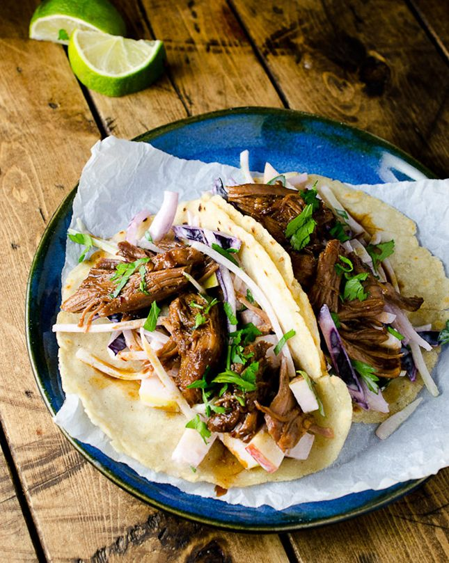 Make Chipotle Pulled Pork Tacos with this recipe.