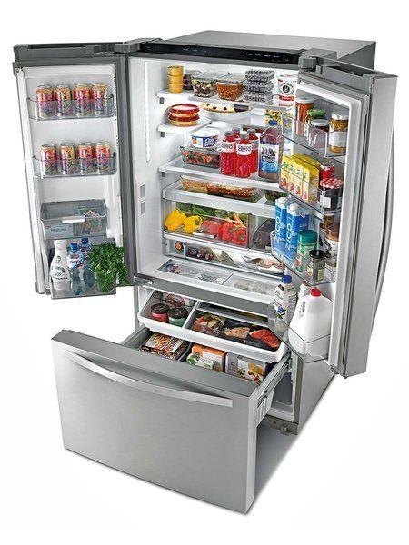 Las cocinas m s modernas dise o cocinas refrigerador for Cocina y refrigerador juntos