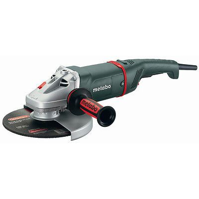 Angle Grinders 42276: Metabo W24-230 15.0 Amp 6,600 Rpm 9 Angle Grinder 606467420 New -> BUY IT NOW ONLY: $209.5 on eBay!