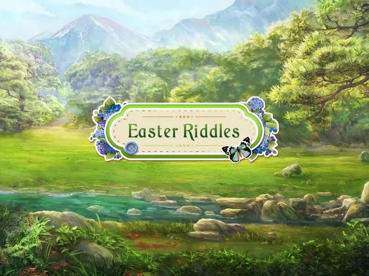 Easter Riddles Download: http://wholovegames.com/card-board/easter-riddles.html Easter Riddles PC Game, Nonogram Games. A game and a brain teaser in one! The new Easter Riddles is a great way to spend an evening improving your mind! Download Easter Riddles Game for PC for free!