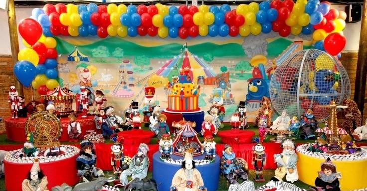 Inspire-se na decoração de aniversário de filhos de famosos; decoradora dá dicas - Gravidez e Filhos - UOL Mulher