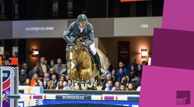 W Bordeaux najlepszy Kevin Staut