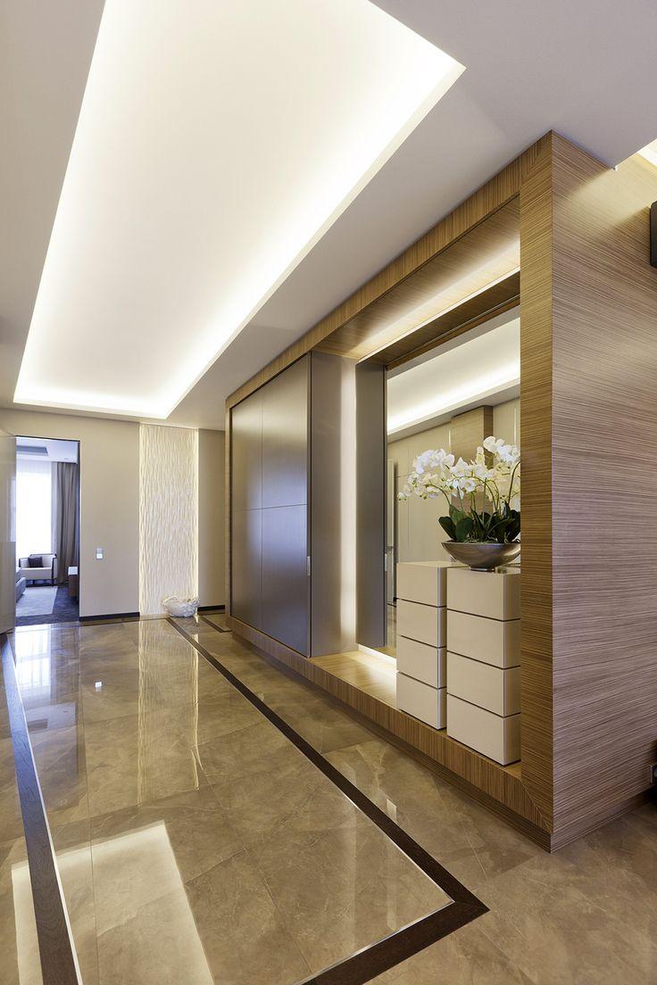Extravagant Taste, Discreet Luxury : Shape of Art Deco Interior in St. Petersburg