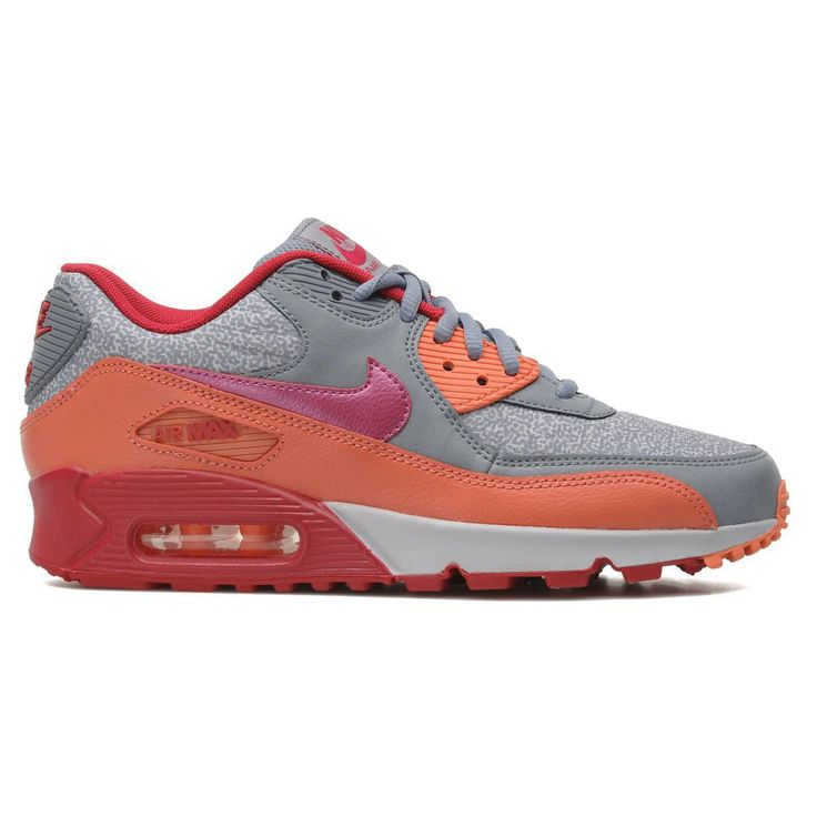 Amazon.com: Nike Air Max 90 Multi Womens Trainers: Clothing