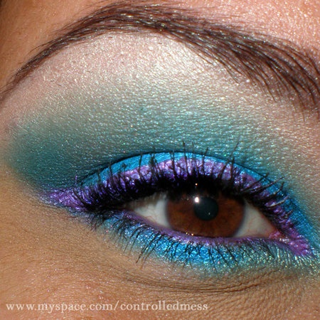 Outrageous makeup