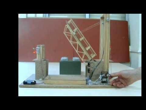 """Projecte de Tecnologia: """"Puente levadizo"""""""