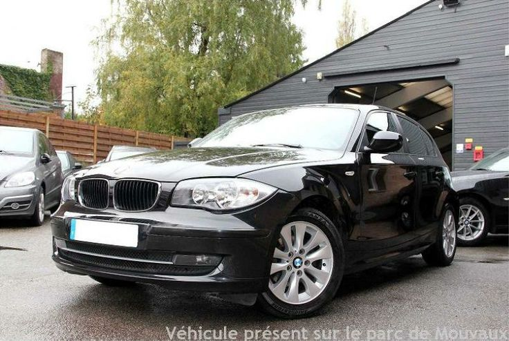 OCCASION BMW SERIE 1 (E87) (2) 116D 115 CONFORT 5P