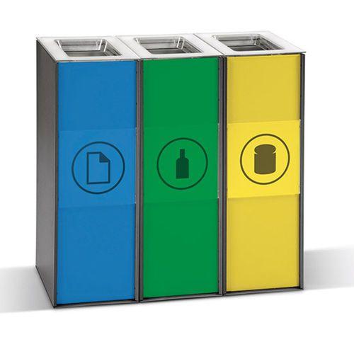 M s de 25 ideas incre bles sobre cubos de hojalata en pinterest decoraci n navide a barata y - Cubos de basura originales ...