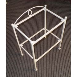 Bedside Table Wrought Iron. Customize Realizations. 886