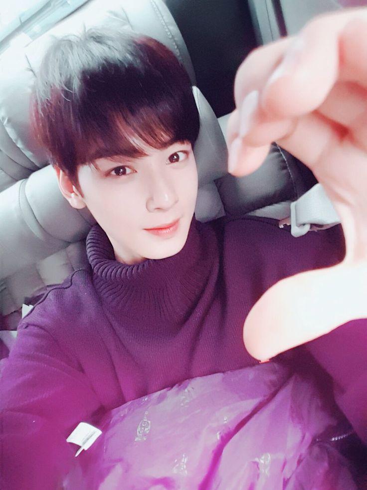 [05.12.16] Astro on twitter - EunWoo