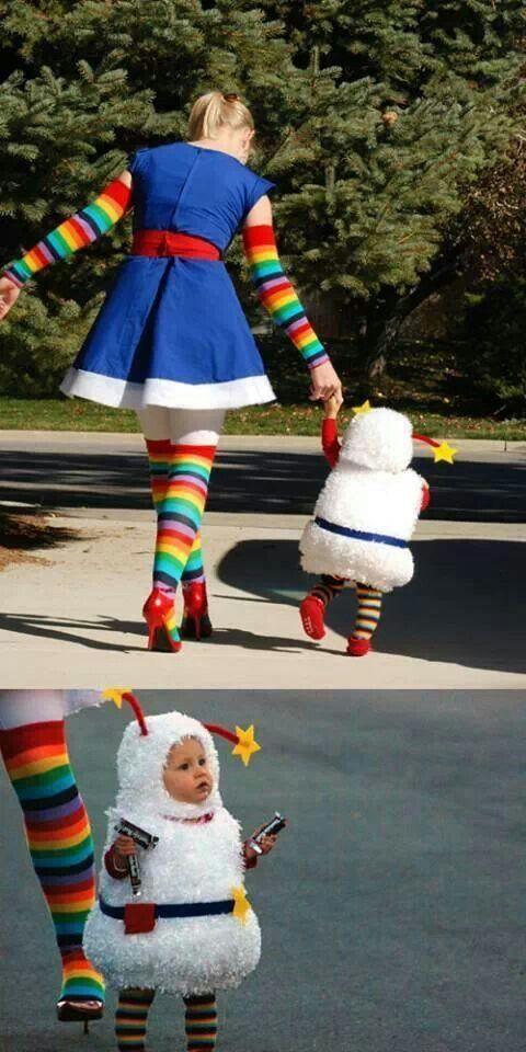 Rainbow Bright! I think my halloween costume