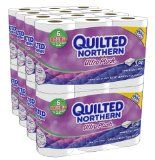 Quilted Northern 48 double rolls only $23.94 - Emily's Savings and Reviews