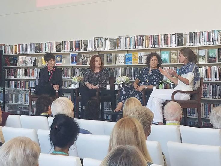 For Better or for Worse with Alexandra Fuller, Hanna Rosin and Ayelet Waldman. Moderated by Lucie Arnaz