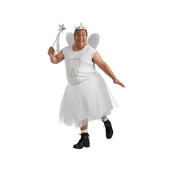 Male Tooth Fairy Costume Ideas