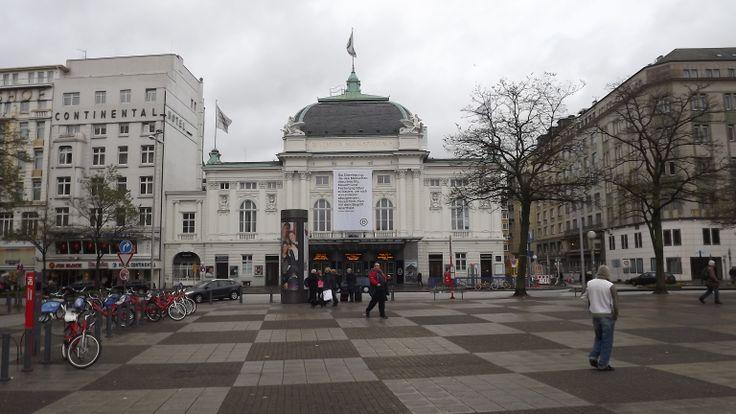 Hamburg @ Dez 2013
