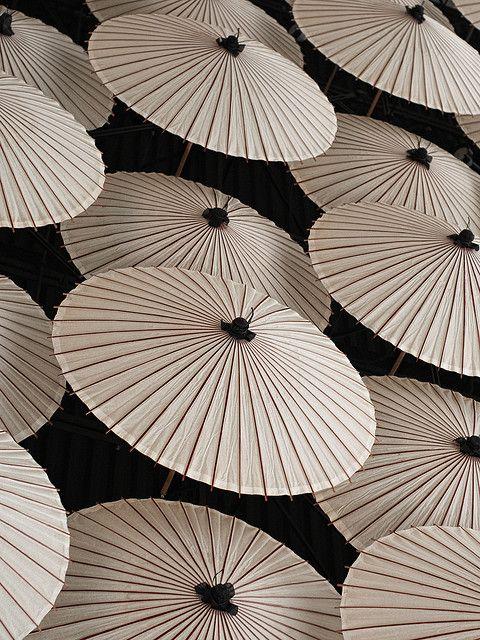 Japanese Umbrellas | Flickr: Intercambio de fotos