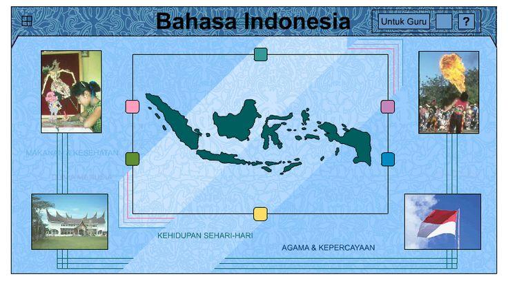 Great Indonesian online interactive resource by AEF. Includes Kehidupan Sehari-hari...