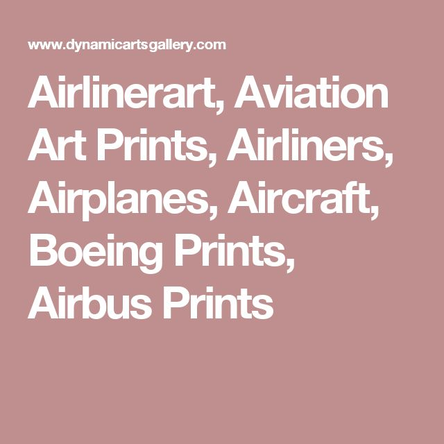 Airlinerart, Aviation Art Prints, Airliners, Airplanes, Aircraft, Boeing Prints, Airbus Prints