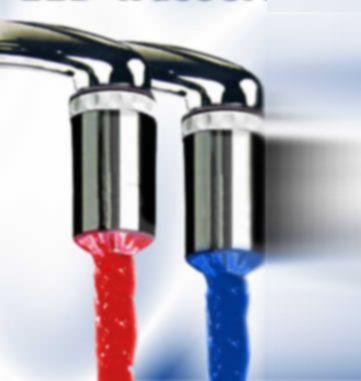 Eaxus Φώς Βρύσης - LED Faucet