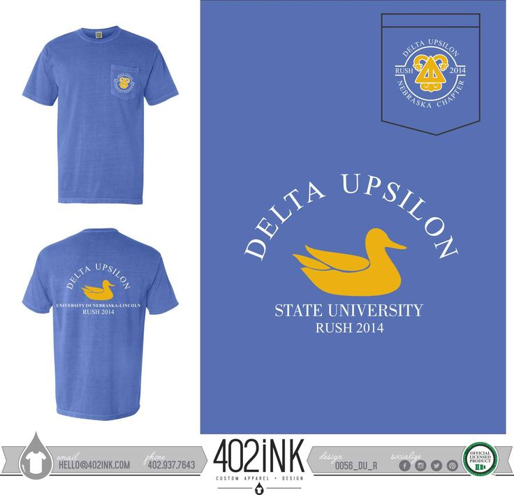 #402ink #402style 402ink, Custom Apparel, Greek T-shirts, Sorority T-shirts…