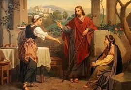 Maria Und Martha Bibel