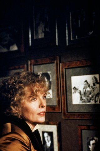 """Diane Keaton in """"The Godfather: Part III"""" (1990). DIRECTOR: Francis Ford Coppola."""