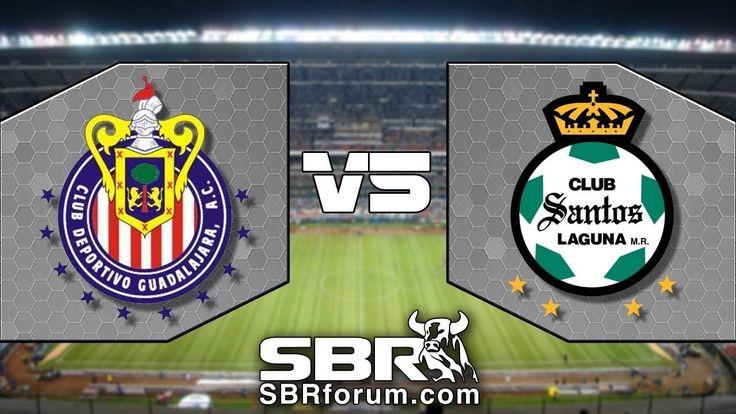 Santos vs Chivas 0-0 RESUMEN Completo Semifinales Ida Clausura 2015