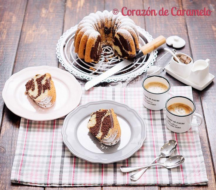 Bundt Cake Marmolado