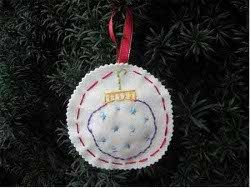 How to Make Ornaments: 10 Christmas Ornaments to Make free eBook | AllFreeChristmasCrafts.com