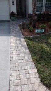 Driveway paver extension - Google Search