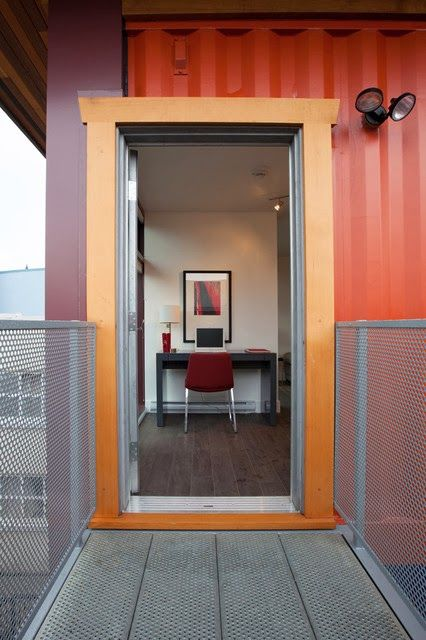 Tiny Home Designs: 2638 Best Container Homes Images On Pinterest