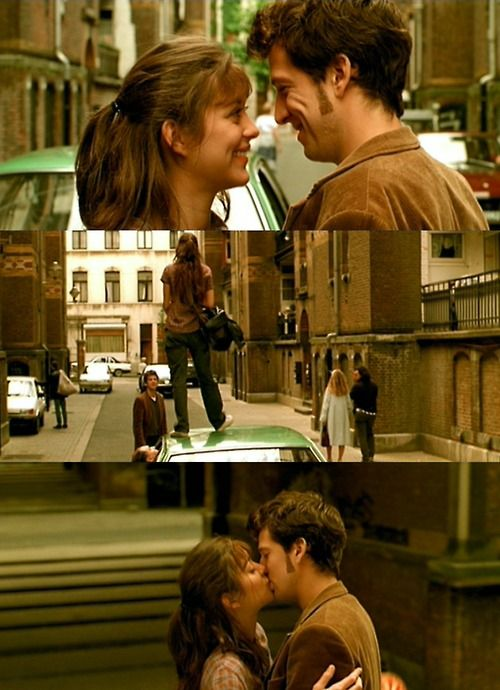 """Tell me that you love me first because I'm afraid that if I tell you first you'll think that I'm playing the game.""    Jeux d'enfants (2003)"